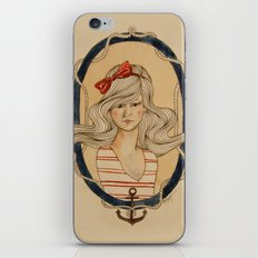 Nautical Nonsense iPhone & iPod Skin