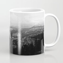 Yosemite x Glacier Point Coffee Mug