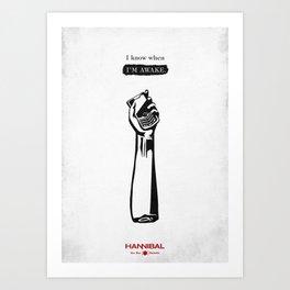 Hannibal - Entrée Art Print