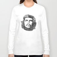 che Long Sleeve T-shirts featuring Che by Attitude Creative