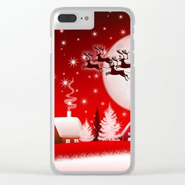 unified universe Clear iPhone Case