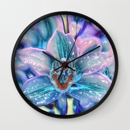 Extreme Gloss 03 Wall Clock