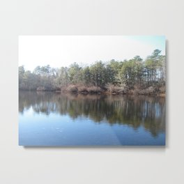 Waterways Metal Print