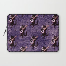 Musical Cat Laptop Sleeve
