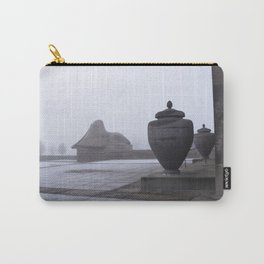 Sphinx in Fog Carry-All Pouch