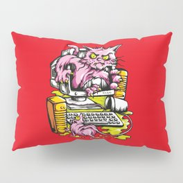 Cat and Mouse Pillow Sham