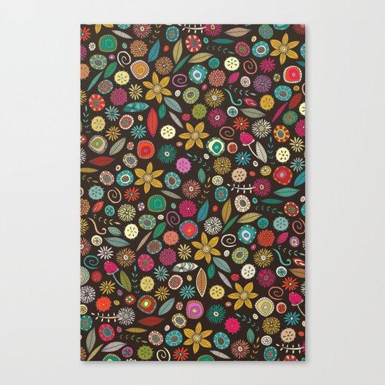 daffodil pop Canvas Print