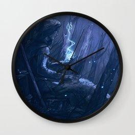 In Her Memory Wall Clock