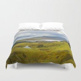Virgin Landscape Duvet Cover