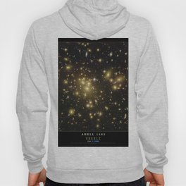 NASA Hubble Space Telescope Poster - Abell 1689 Hoody