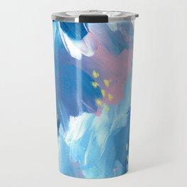 Blue Aesthetic #1 Travel Mug