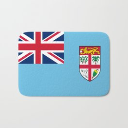 Flag of Fiji Bath Mat