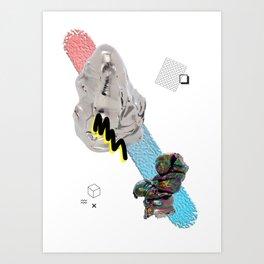 HAFNIUM Art Print
