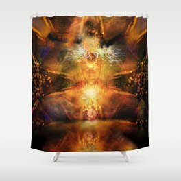 Visionary Insight Shower Curtain