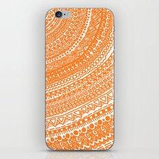 Orange Pulse o3. iPhone & iPod Skin