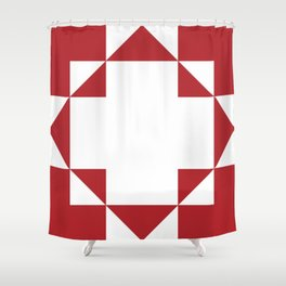 Nurse's Block Shower Curtain
