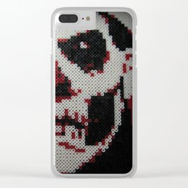 Papa Emeritus II Clear iPhone Case