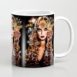 The Elementals - Peko - Keeper of Flora Coffee Mug
