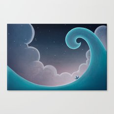 It Always Seems Impossible Until It's Done Canvas Print