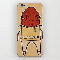 Akbar iPhone & iPod Skin