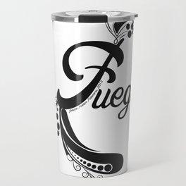 FUEGO / FIRE Travel Mug