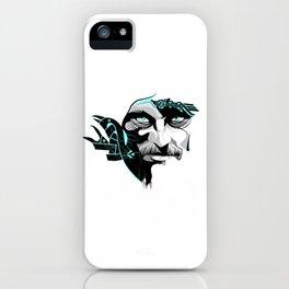 King Ragnar iPhone Case