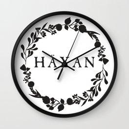 Häxan Wall Clock