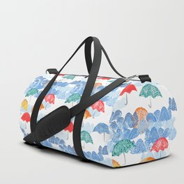 Umbrella Spring Duffle Bag