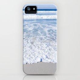 Ocean Layers  iPhone Case