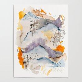 marmalade mountains Poster