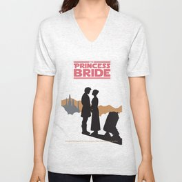 The Princess Bride Unisex V-Neck
