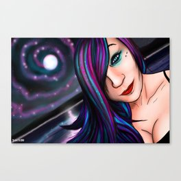 FSI (Nocturnal) Canvas Print