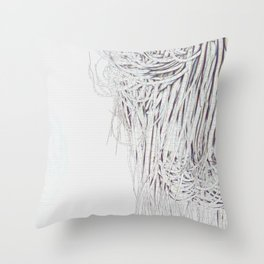 Day 0307 /// Originaltooktoolong Throw Pillow