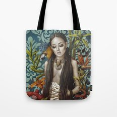 Recueillement Tote Bag