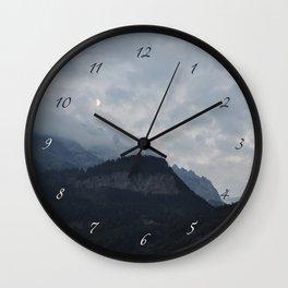 Meiringen Wall Clock