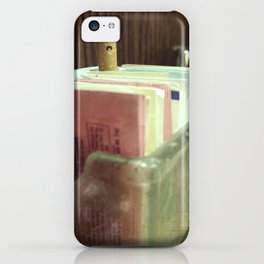 Coffee and Cigarettes iPhone Case