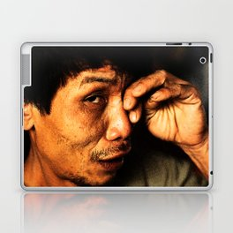 Vietnamese Man Laptop & iPad Skin