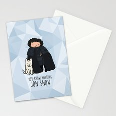 You know it's coming Stationery Cards