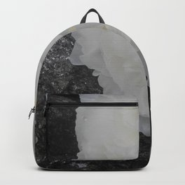 Crystal Peony by Teresa Thompson Backpack
