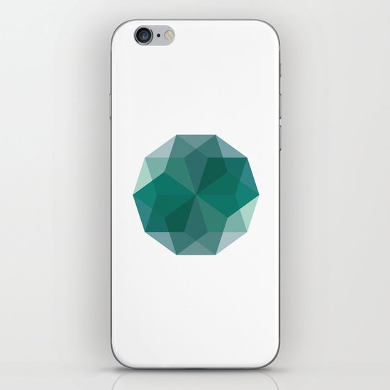 Shapes 011 iPhone & iPod Skin