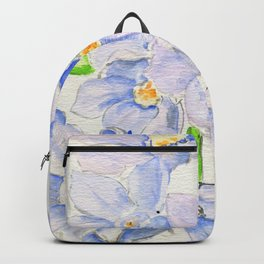 Snowflakes Backpack