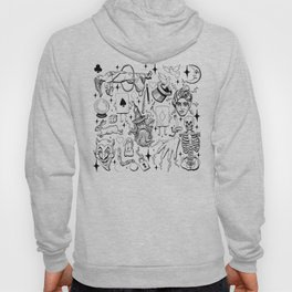 Antique Magic Starter Pack Black and White Hoody