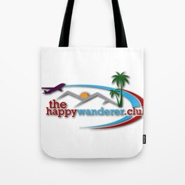 The Happy Wanderer Club Tote Bag