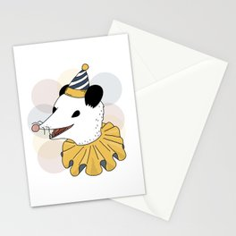 Trash Party Stationery Cards
