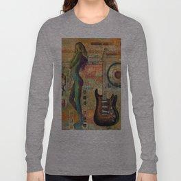 Music is Life Long Sleeve T-shirt