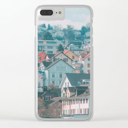 Zurich Gold Coast Clear iPhone Case