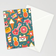 Summer is yay! Stationery Cards