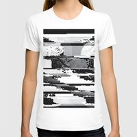 glitch T-shirts featuring Glitch by poindexterity