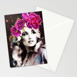 Holy Dolly (dolly parton) Stationery Cards