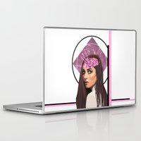 goddess Laptop & iPad Skins featuring Goddess by akin